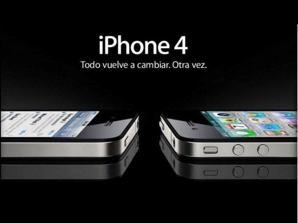 De iPhone4 aprendí a que cuando ya lo controlas, llega Google y lo cambia