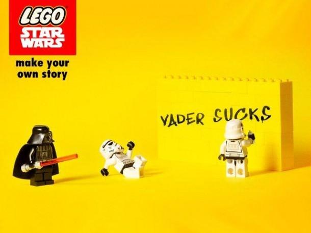 De LEGO aprendí a seguir mi camino