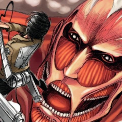 Attack on Titan: A 11 años del episodio 01 del manga