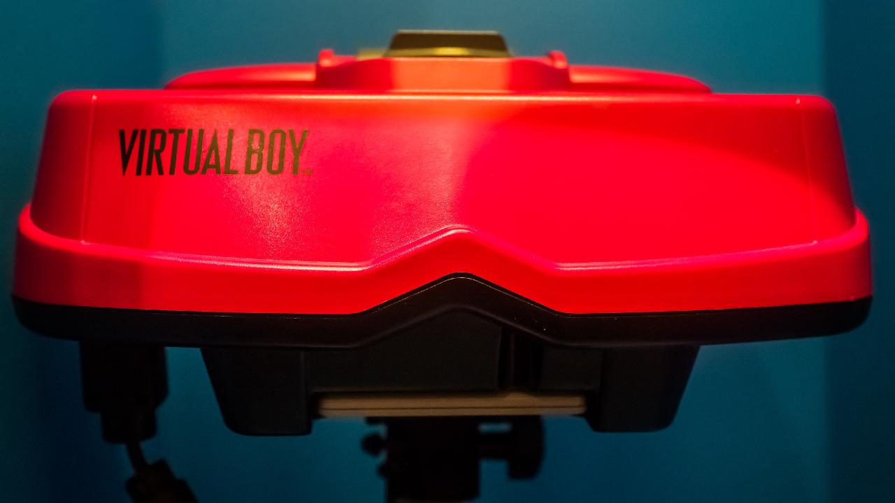 Festejamos 25 años del lanzamiento de Virtual Boy