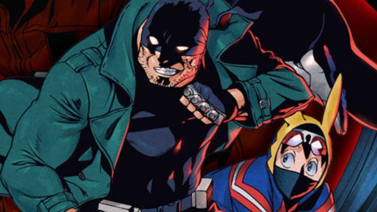 Vigilantes, el spin-off de My Hero Academia podría ser adaptado al anime