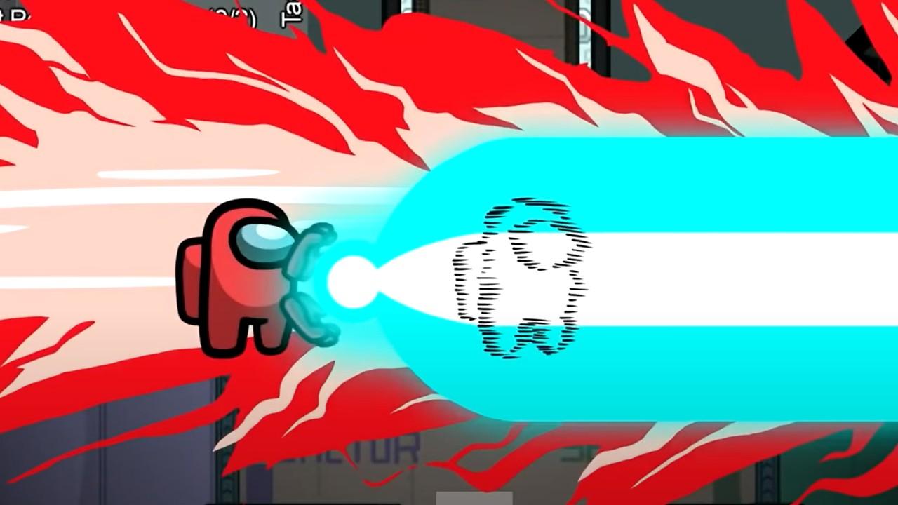 Fan de Among Us recrea muertes del juego con estilo de anime
