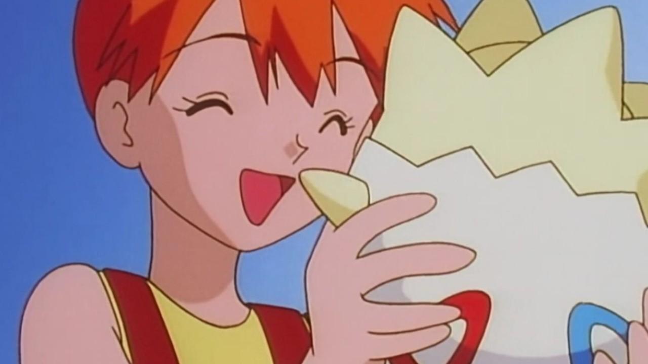 Pokémon: Este asombroso cosplay de Misty también incluye a Togepi