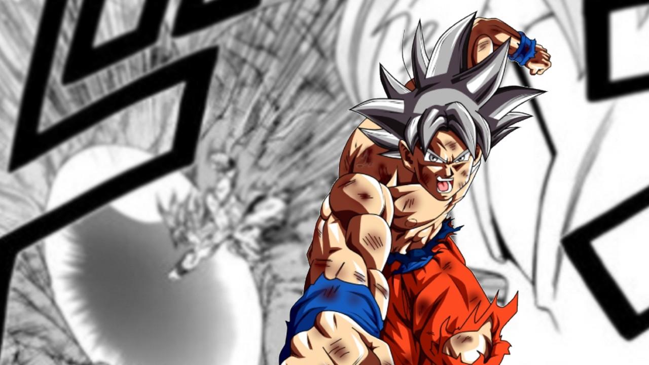 Dragon Ball Super capitulo 66_ La transformación más extraña de Goku