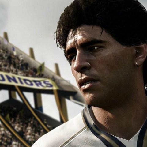 FIFA 21 Ultimate Team_ Cartas de Maradona incrementan drásticamente su precio luego de su fallecimiento