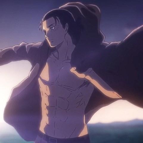 Attack on Titan celebra el regreso de Eren con nuevo póster promocional