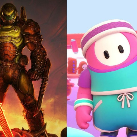 Fall Guys_ El Doom Slayer tendrá su propia skin dentro del juego