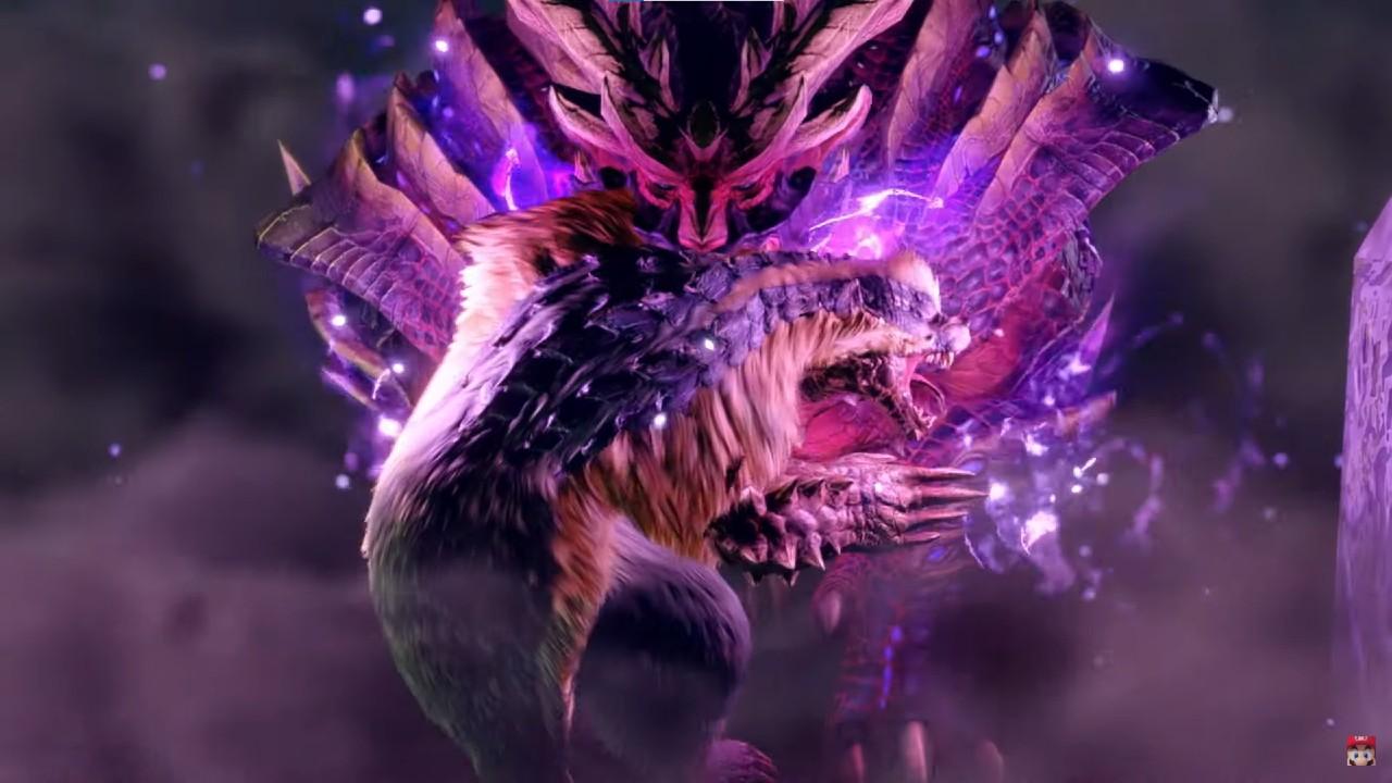 The Game Awards: Monster Hunter Rise para Nintendo Switch presenta nuevo tráiler