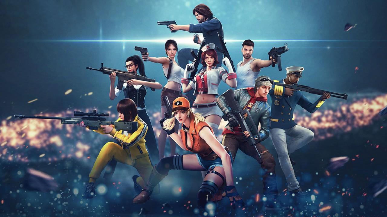 Free Fire cerró 2020 siendo el juego más descargado del mundo