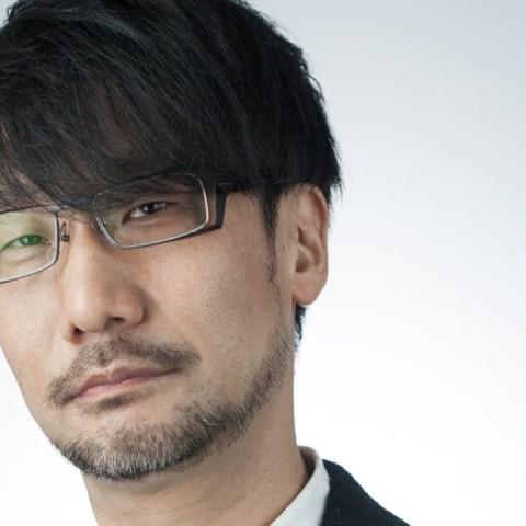 Hideo Kojima New York Game Awards