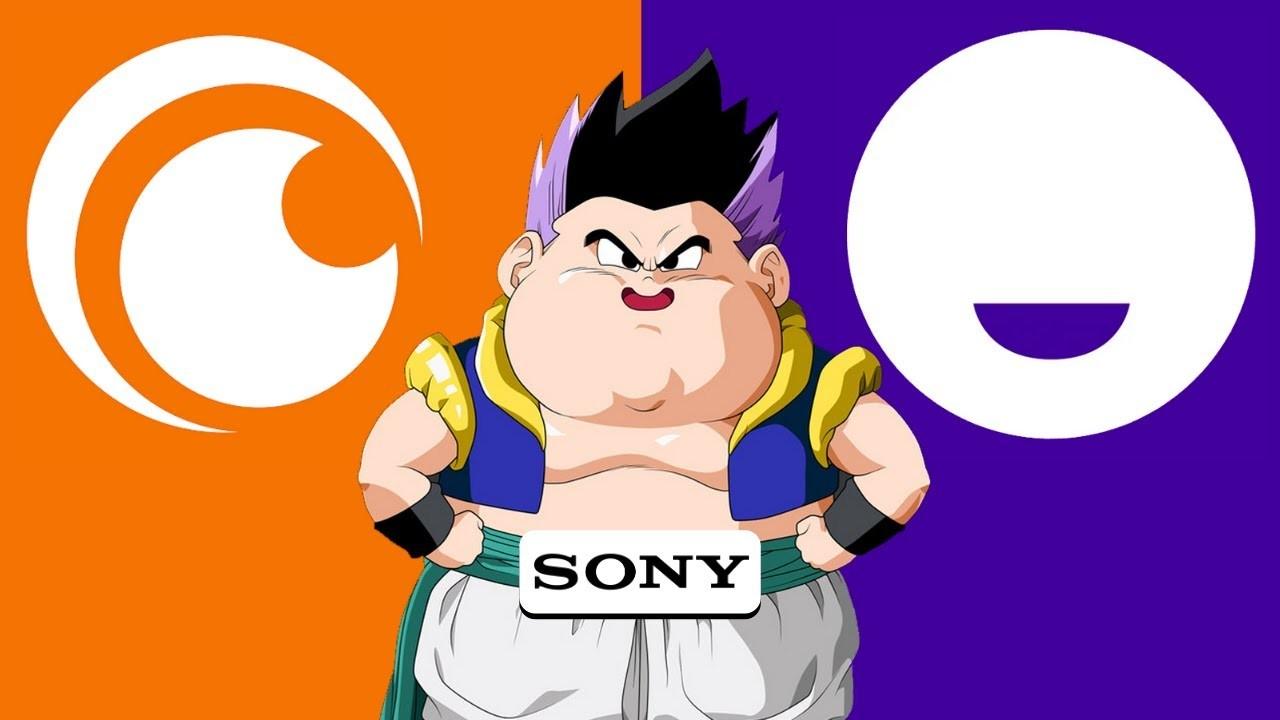 Crunchyroll Funimation Monopolio