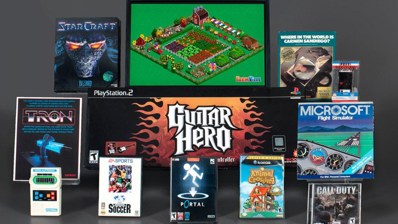 World Video Game Hall of Fame 2021 salon de la fama de los videojuegos