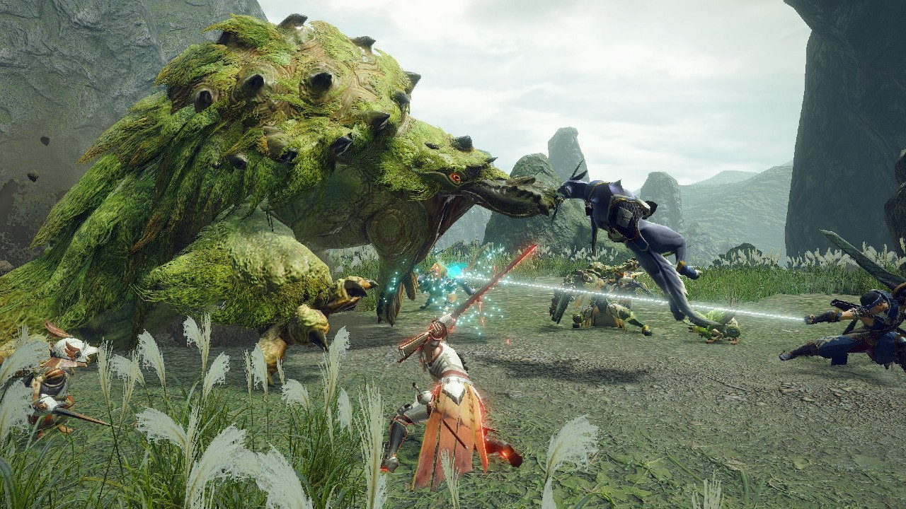 Monster Hunter Rise 4 Millones Copias Circulación
