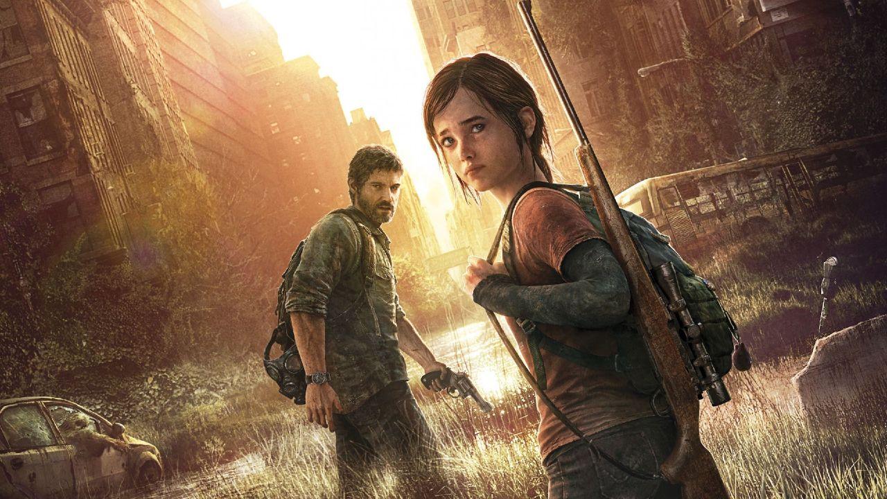 The Last of Us serie televisión hbo ellie joel