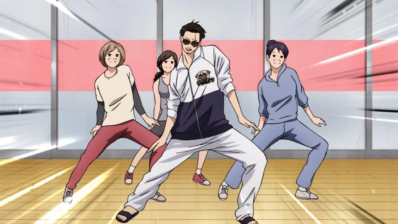 Gokushufudo Netflix Japón