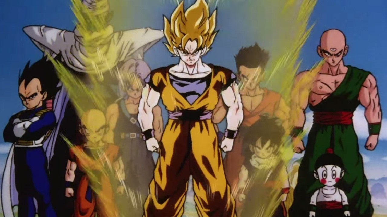 dragon ball live-action serie personajes