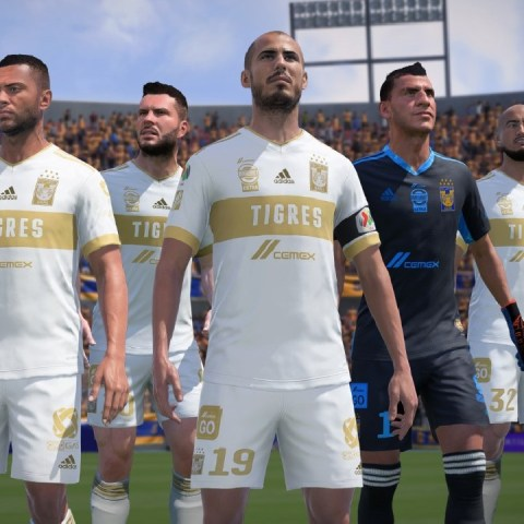 eLiga BBVA MX esports FIFA 21