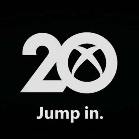 xbox 20 aniversario videojuegos