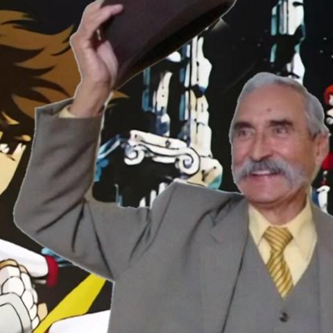 Raúl de la Fuete doblaje