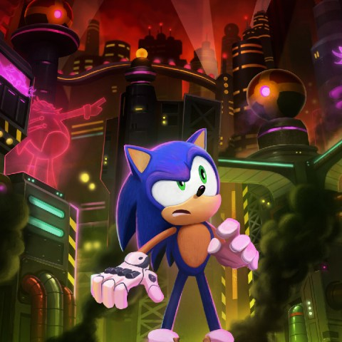 Sonic Prime serie de Netflix imágenes filtradas