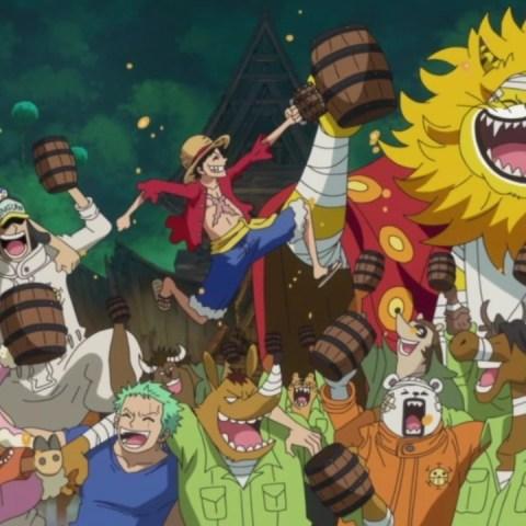 cuándo se celebra el Día de One Piece