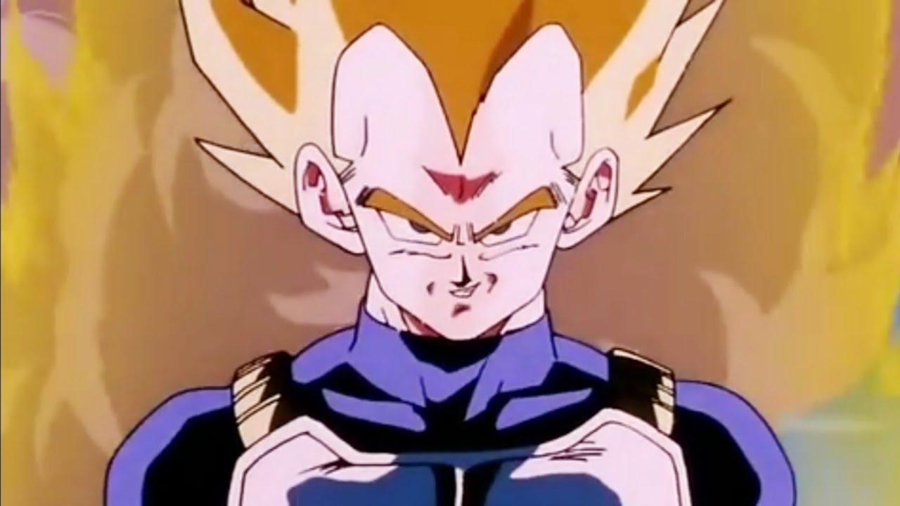 Dragon Ball anime Dragon Ball Z Vegeta Super Saiyajin 1