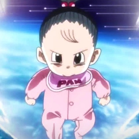Dragon Ball Super: Super Hero Pan Super Saiyajin