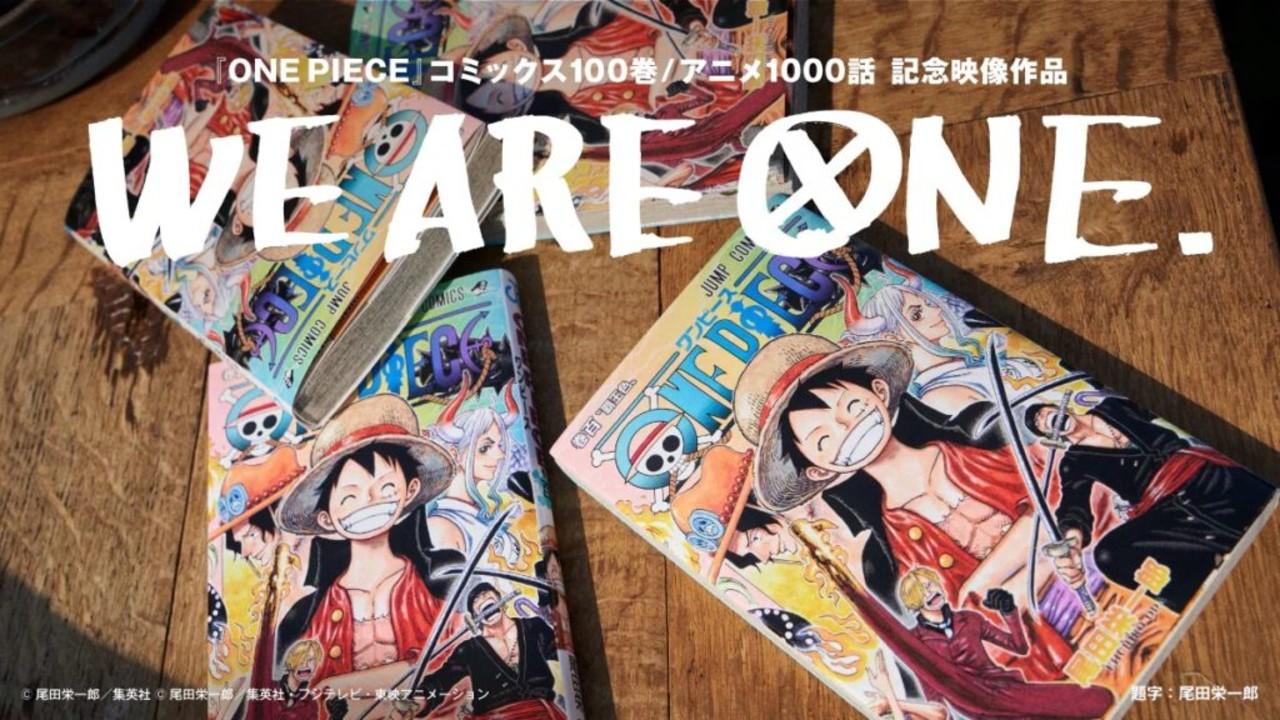 Volúmen 100 de One Piece