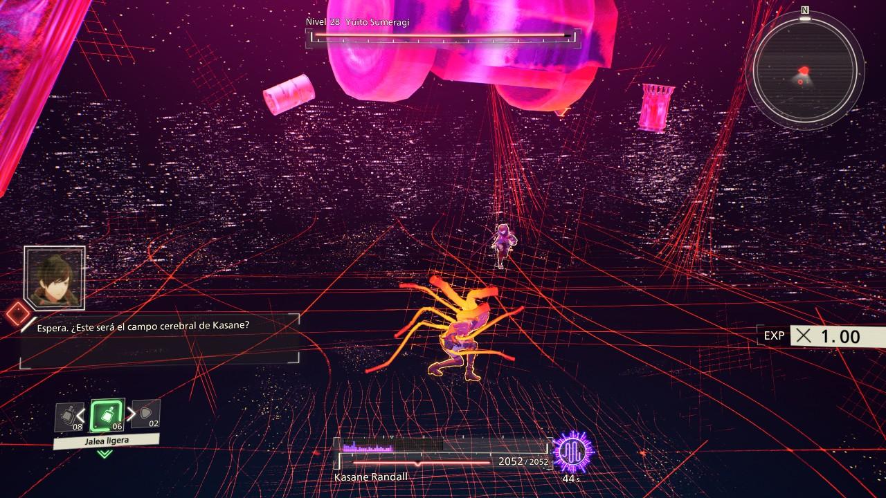 reseña scarlet nexus xbox pc playstation