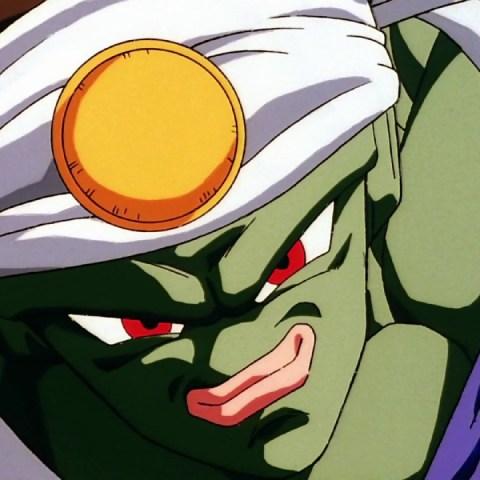 Paikuhan personajes de Dragon Ball Z Toyotaro