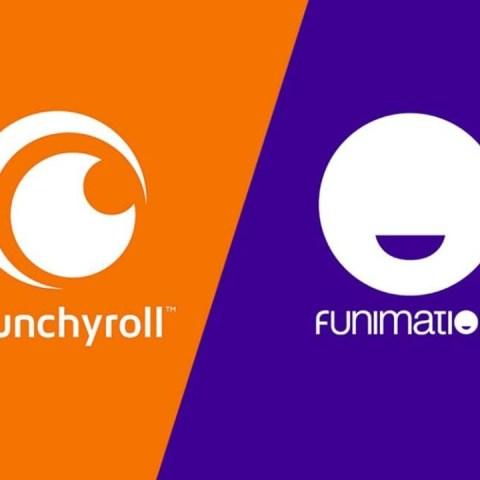 Funimation Crunchyroll Adquisición Compra