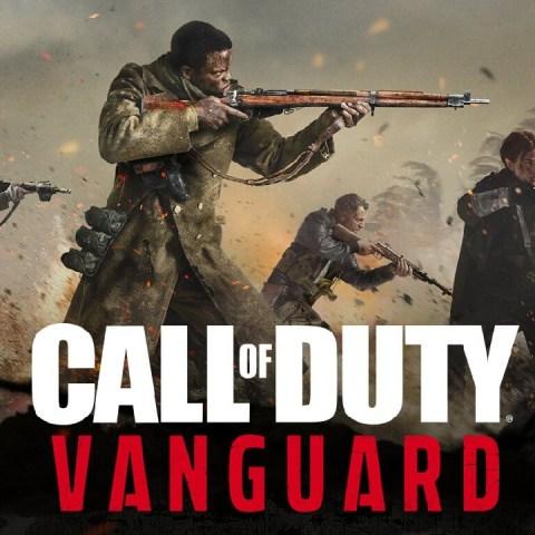 Call of Duty Vanguard tráiler póster fecha presentación
