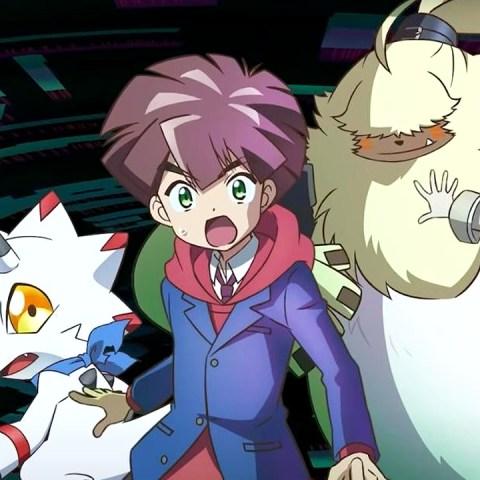Digimon Ghost Game pirmera sinopsis