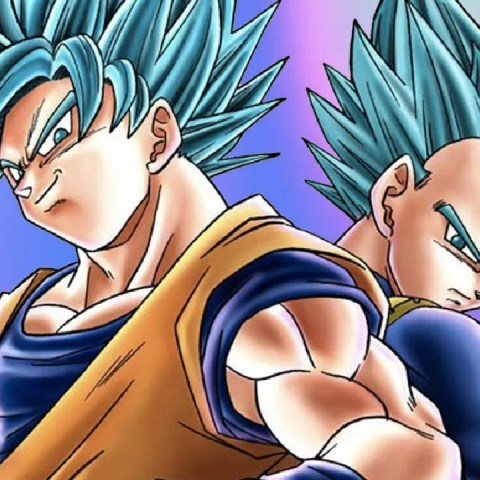 Dragon Ball Super manga capítulo 76 Goku y Vegeta