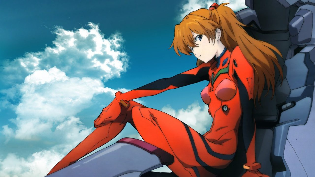 Asuka Evangelion Plugsuit