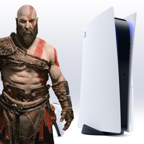 God of War Ragnarok PlayStation 5 edición especial