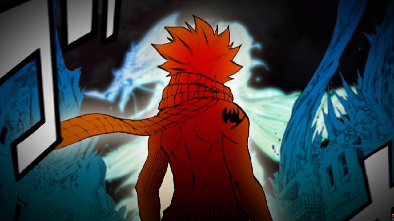 Tráiler de Fairy Tail 100 Years Quest