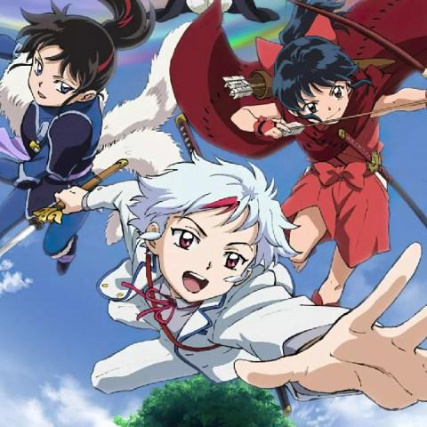 segunda temporada Yashahime: Princess Half-Demon Funimation