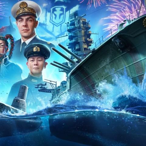 World of Warships celebra 6º aniversario con Transformers y conmemorando el Día de la Independencia de México