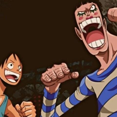 Cosplay One Piece Bon Clay