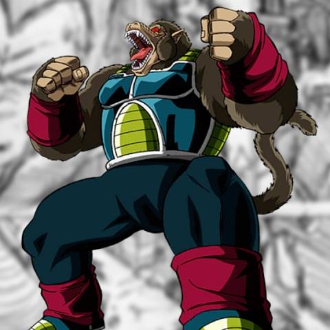 imagenes Dragon Ball Super manga capítulo 77 Bardock