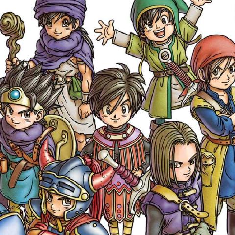 personajes de akira toriyama dragon quest