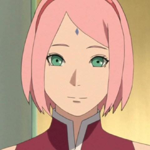 Sakura Haruno sexy cosplay Naruto enfermera