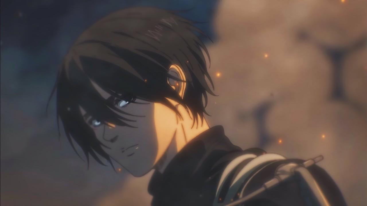 Cosplay de Anime Mikasa Ackerman