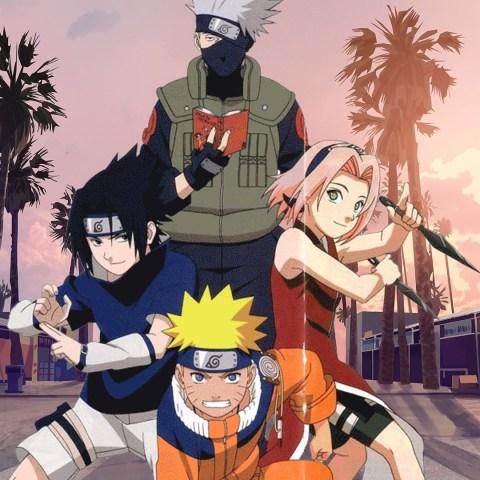 Imágenes de Naruto GTA