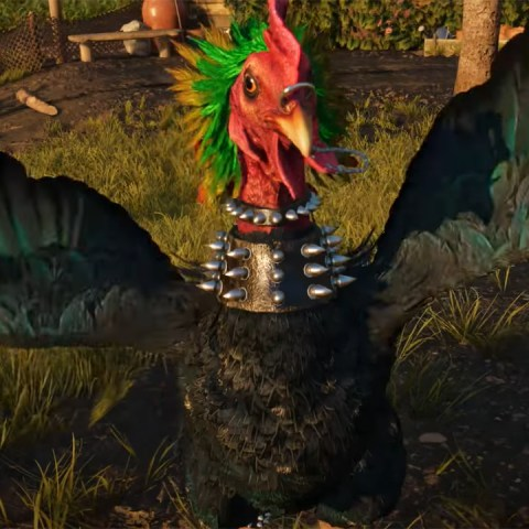 Far Cry 6 PETA Gallos Ubisoft