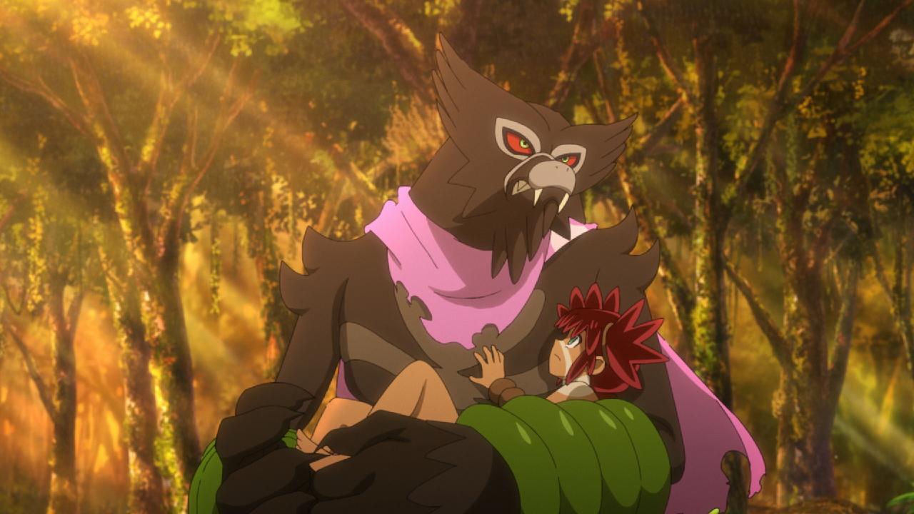 Zarude Koko Pokémon Los Secreto de la Selva