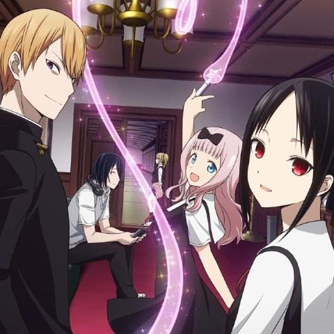 Kaguya sama Love is War Temporada 3 Estreno Fecha