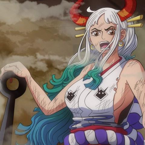 Yamato One Piece anime cosplay