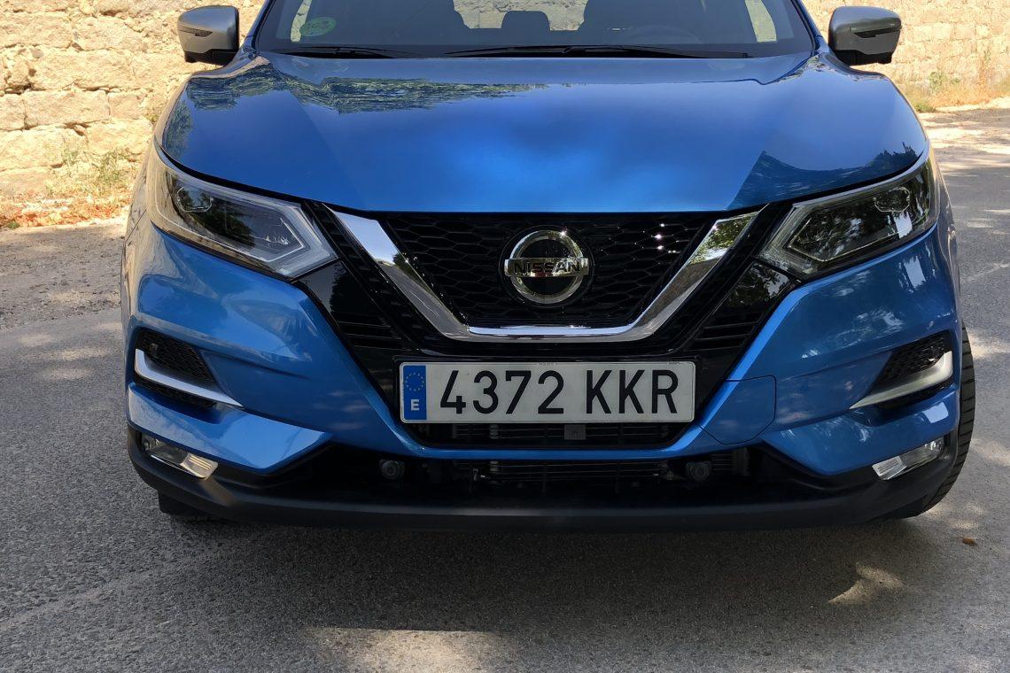 20180808 101355612 iOS 1140x760 - Nissan Qashqai 2018 con ProPILOT
